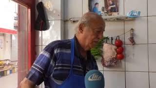 74 yaşındaki kebap ustası, 50 yıldır tandır kebabı pişiriyor