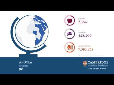 Cambridge Globe Infographic