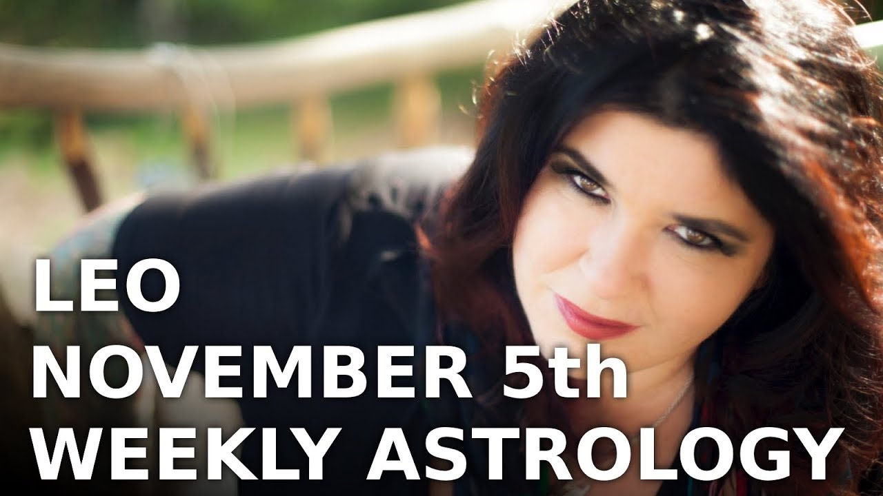 Scorpio weekly astrology forecast 6 november 12222 michele knight
