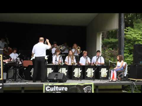 Hamilton All Star Junior Jazz Band Playing Malaguena