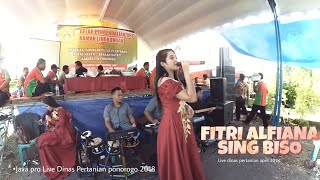 Fitri Alfiana - SING BISO