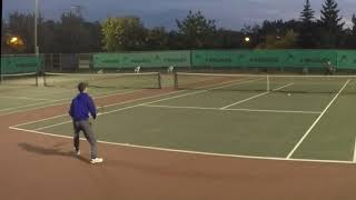 10/25/18 Tennis - Highlights