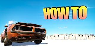 Wie man RICHTIG Auto fährt