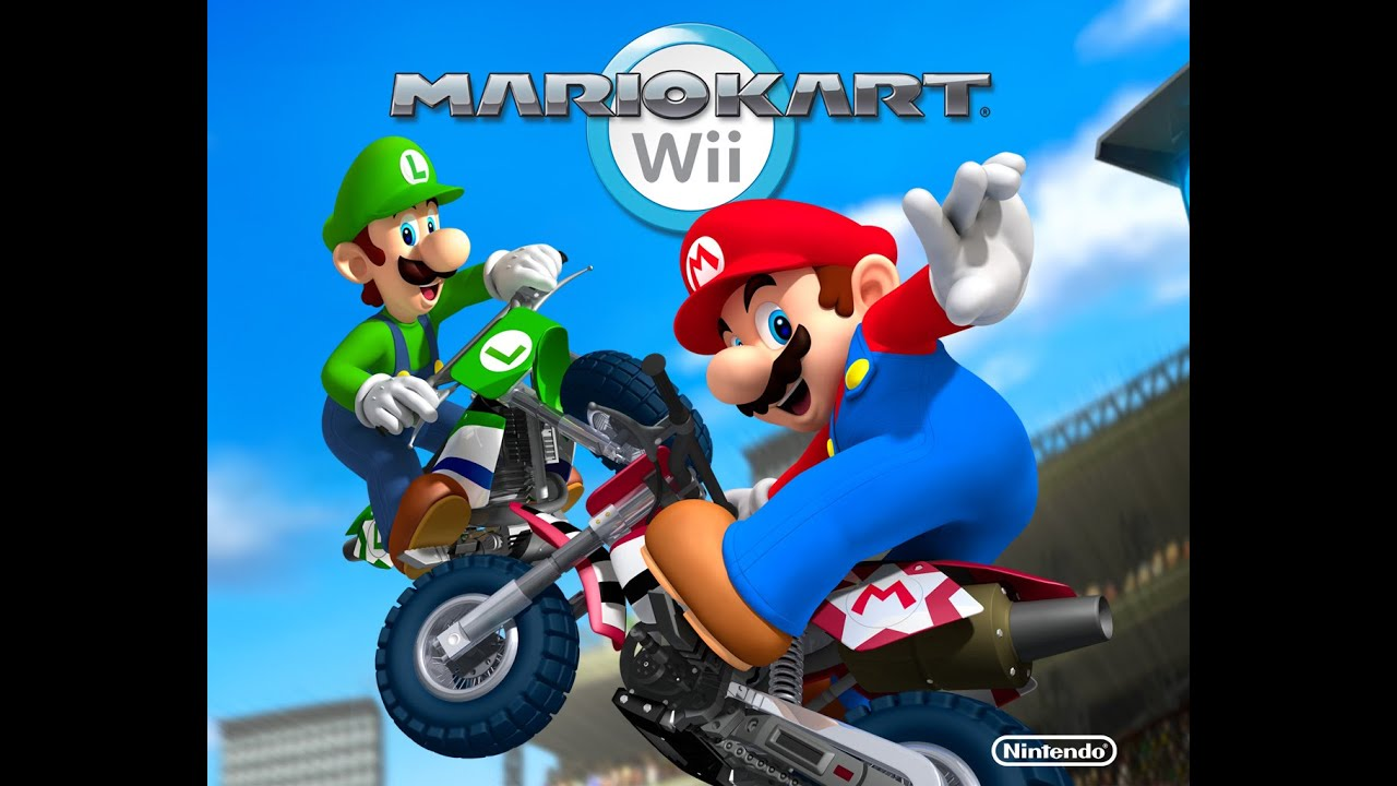 Save Game 100 Mario Kart Wii Pal Ntcs Dolphin Wii Youtube