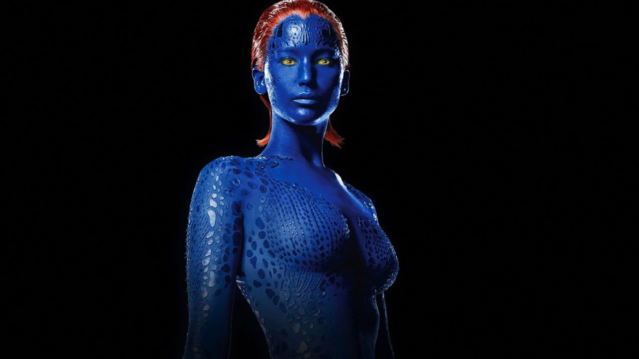 X Men Origins Mystique MÍSTICA - X-Men O...