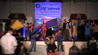 General Trias Unida Anniv 2012 Praise and Worship -