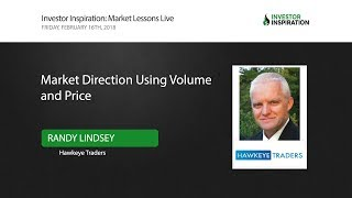 Predicting Markets With Volume and Price   Nigel Hawkes - Investor