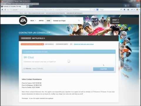 Comment Contacter Le Support EA ?