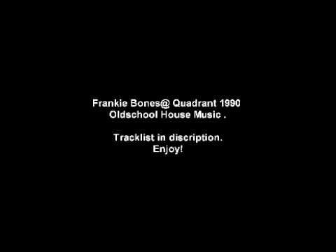 1990 Dj Mix Frankie bones @ Quadrant Park