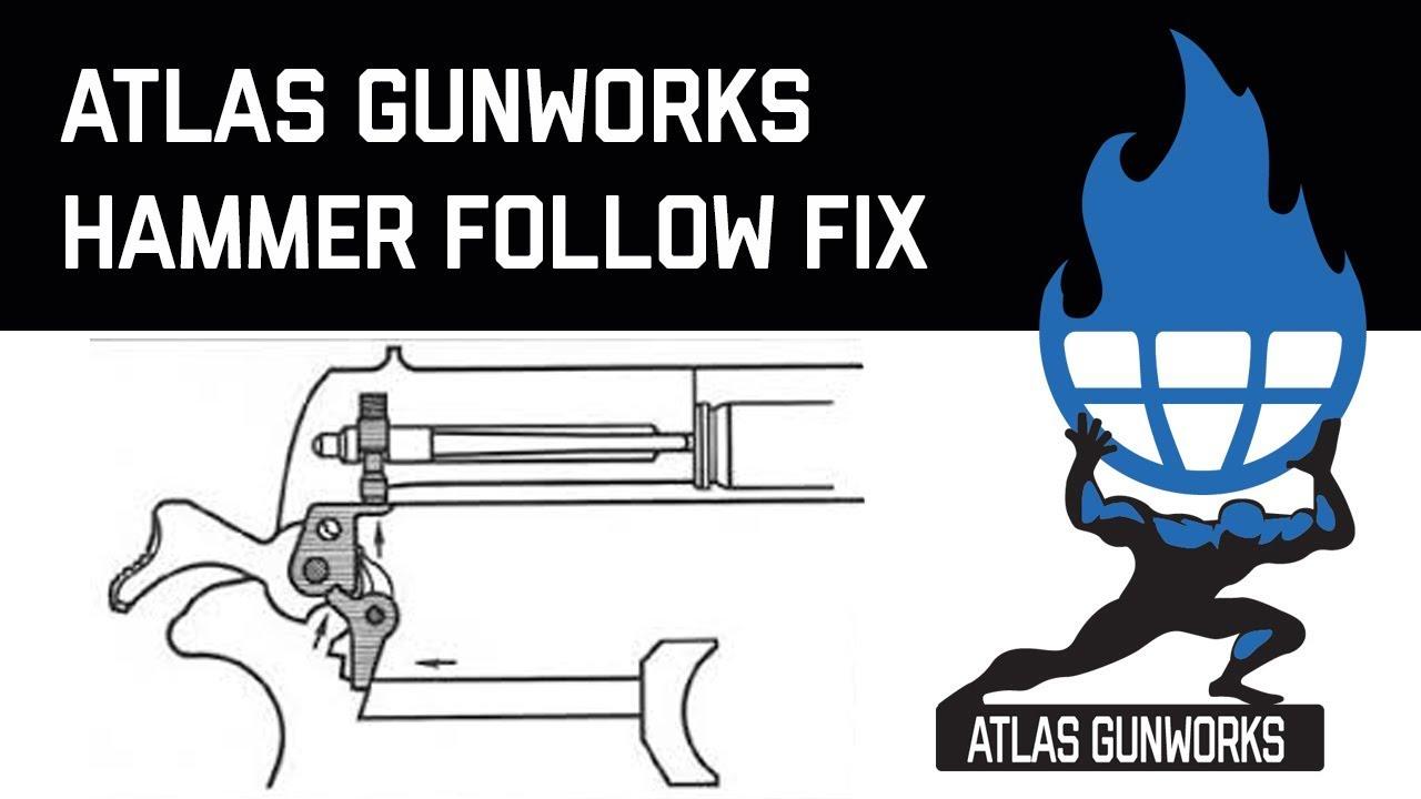 Perfect Hammer and Sear Engagement - Atlas Gunworks