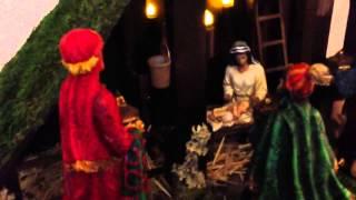Home Made Nativity Scene 2012