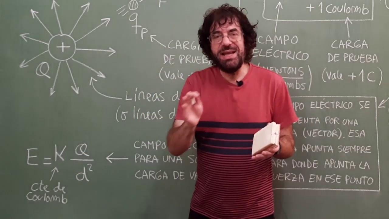 Download Campo Eléctrico (TEORÍA) | Biofísica CBC | Física En Segundos (por Aníbal)