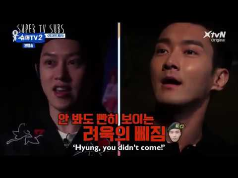 [Super Tv 2| Ep7|Eng Sub] Suju Challenging K A R D