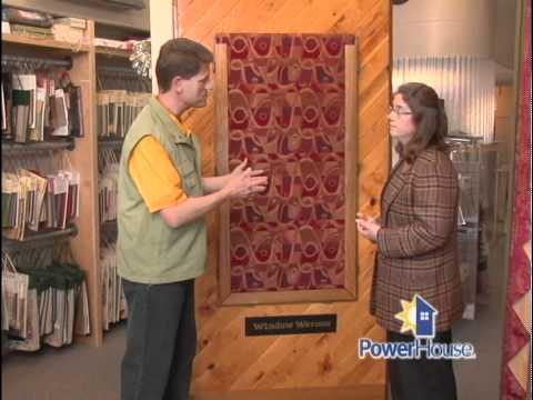 Window Warmer insulated shades - 10/04/08