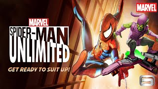Spider-Man Unlimited - iOS / Android - Green Goblin / Classic Vulture Fight