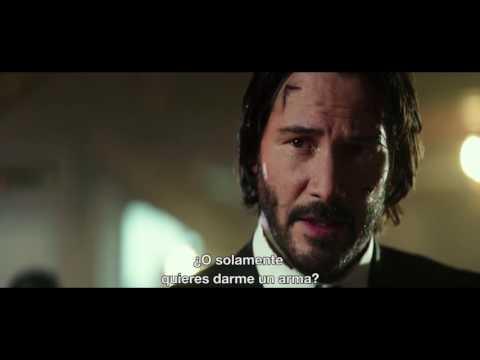 ver John Wick 2: Pacto de sangre Trailer Oficial HD