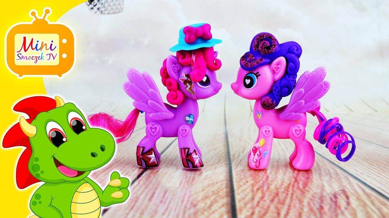 My Little Pony Twilight Sparkle - Stwórz Kucyka Pony - SUPER zabawka! Filmik Dla Dzieci Po Polsku!