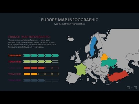 World map powerpoint presentation template youtube world map powerpoint presentation template gumiabroncs Images