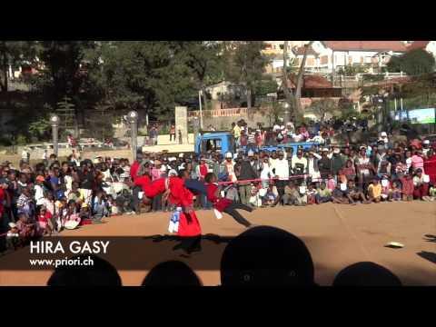 Hira Gasy, Antananarivo