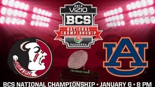 Florida State in the National Championship