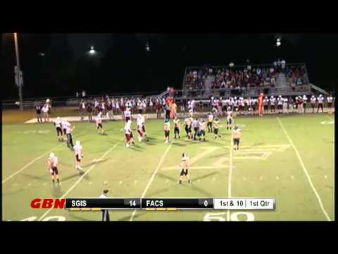 Football- St. George's vs First Assembly Christian