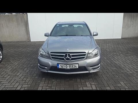 141D15934 - 2014 Mercedes-Benz C-Class 200 CDI AVANT EDITION 25,895