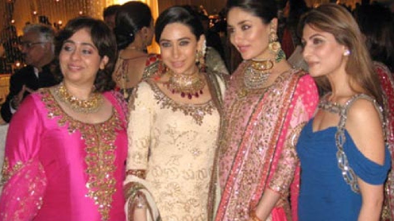 Karishma Kapoor Wedding Video Full