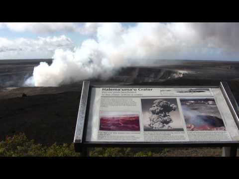 A Brief Wandering in Hawaii Volcanoes National Park