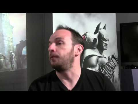 E3 2011: Rocksteady Studios talk about other superhero games