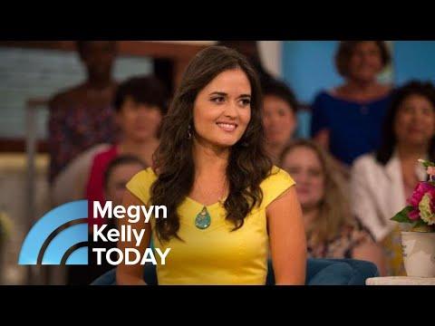 'Wonder Years' Star Danica McKellar Hopes To Help Children Love Math  Megyn Kelly TODAY