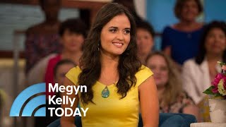 'Wonder Years' Star Danica McKellar Hopes To Help Children Love Math | Megyn Kelly TODAY