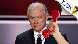 Jeff Sessions Threatens Jimmy Dore With Jail For