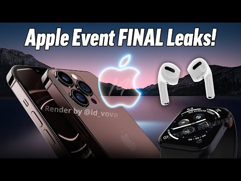 Final iPhone 13 September Event Leaks & Predictions!