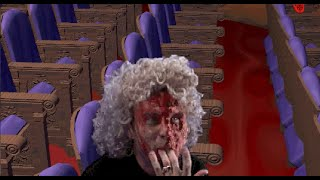 Phantasmagoria (PC) Extended Chase Finale - NintendoComplete
