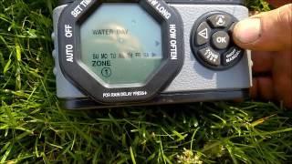 How To Program An Orbit 2-Outlet Hose Faucet Timer (24713