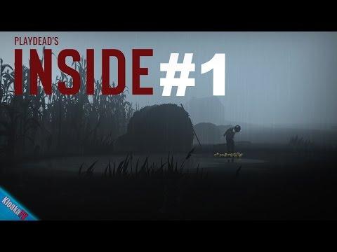 INSIDE - Part 1 - Walkthrough Gameplay - The Woods [1080p & 60 FPS]
