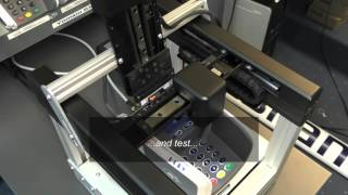 EFTPOS Card and PIN Robot for automated testing