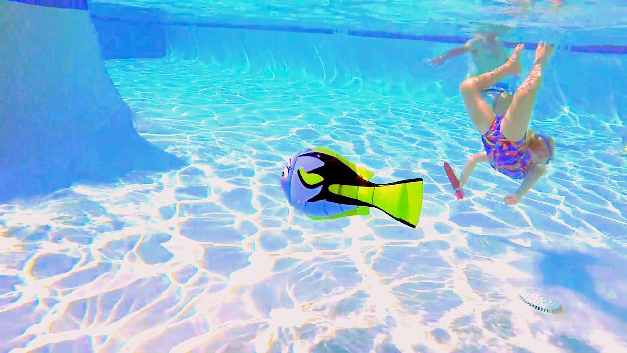 Clearest Pool Water In The World Youtube