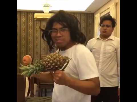 PPAP Song - Pinjam PEN (Pen Pineapple Apple Pen) Luqman Podolski
