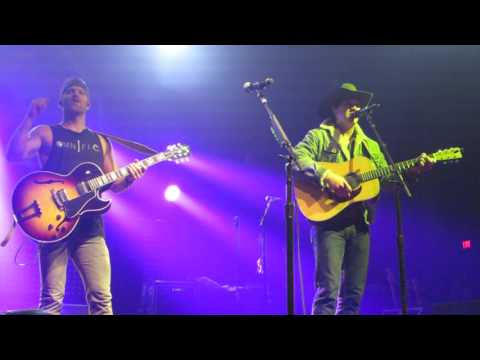 "Kip Moore & Jon Pardi ""Toubadour & Dust On A Bottle"" Live @ The Fillmore Philadelphia"