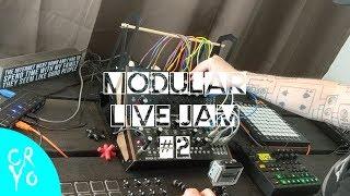 Modular Live Jam #2 (TECHNO) with Moog Mother 32, DFAM, and Digitakt