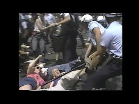 ACT UP Montreal 1990-1993