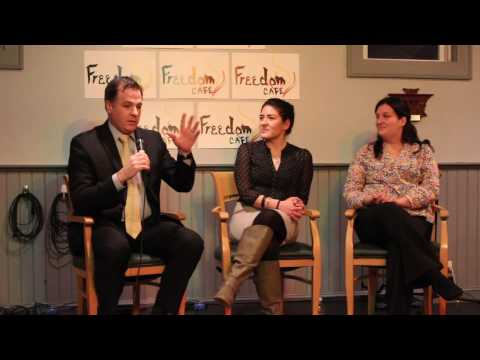 Dialogue on Human Trafficking in NH