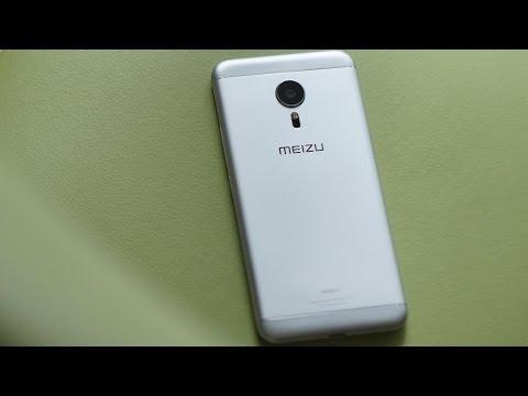 Видеообзор Meizu Pro 5
