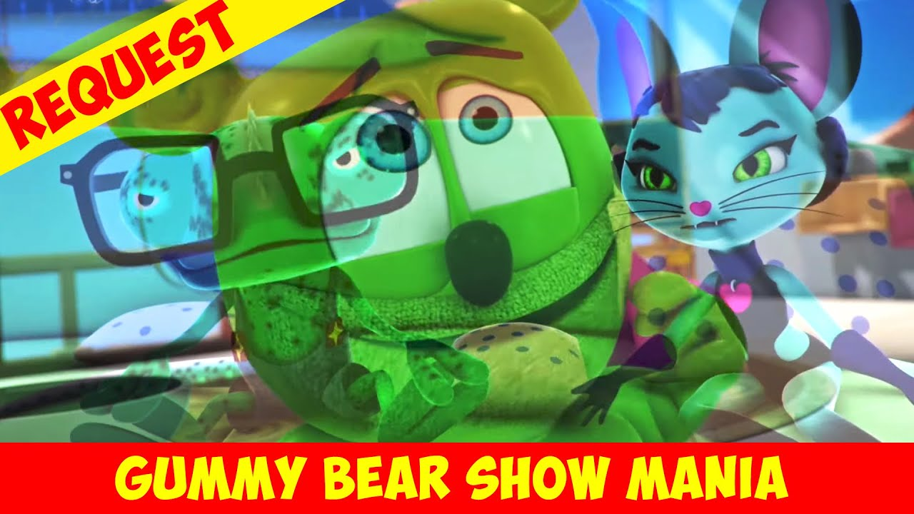 2 EPISODES IN 1 ('Who Ate It?' & 'Happy Maroon Day') - Gummy Bear Show MANIA Request