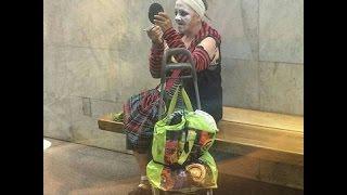 Очень смешные фото, которые возможно было сделать только в России.
