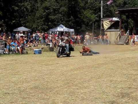 Sparks America Bike Run Tire Drag June 2010 Pt 4 Youtube
