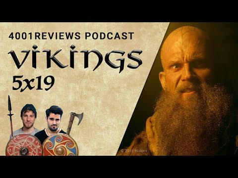 Podcast: Vikings 5x19 &39;Die Höhle&39; Analyse Theorien Fakten  4001Reviews Podcast 47