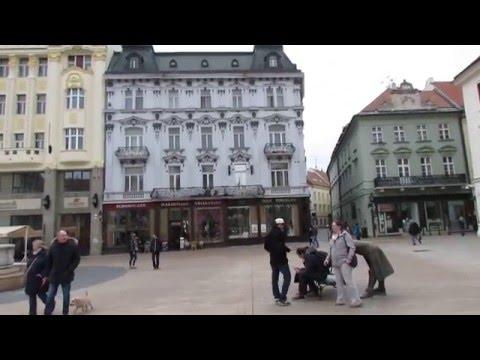 Tourist destination - Bratislava Slovakia