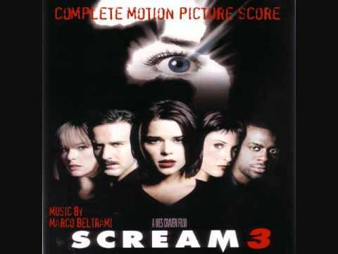 SCREAM 3 Movie Soundtrack- Red Right Hand( Scream 3 Version)- 52